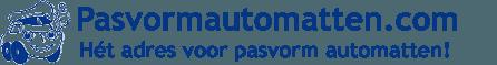 Pasvormautomatten.com Hét adres voor pasvorm automatten!