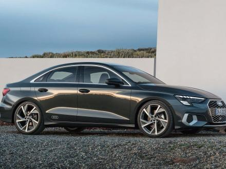 Nieuw! Automatten voor de Audi A3 Sedan 2021->