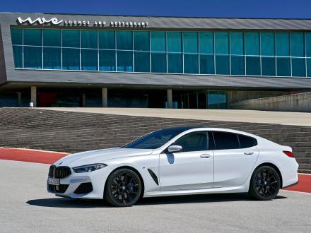 Nieuw! Automatten voor de BMW 8-serie Grand Coupe (G16) 2020->