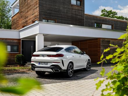 Nieuw! Automatten voor de BMW X6 (G06) 2019 ->