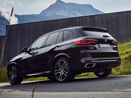 Nieuw! Automatten voor de BMW X5 xDrive 45e 2019->