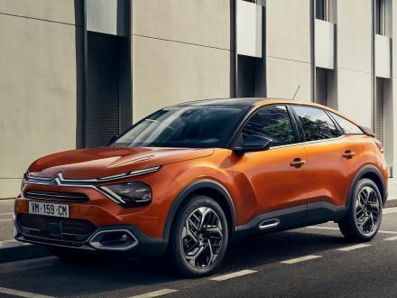 Nieuw! Automatten voor de Citroën C4 2021 ->