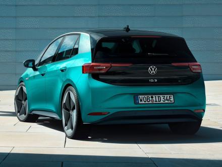 Nieuw! Automatten voor de Volkswagen ID.3