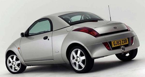 Streetka cabriolet 2003-2006