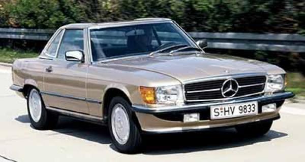 W107 1971-1988