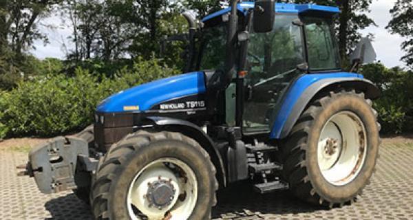 New Holland TS90-115