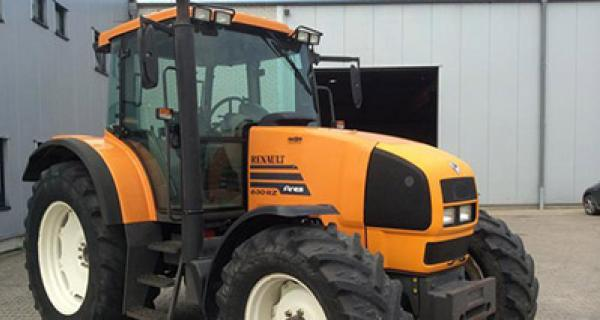 Claas Ares 1997 - 2004