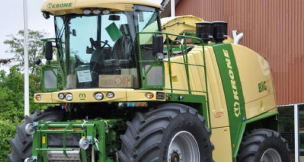 Krone BIG X 700 2012 >
