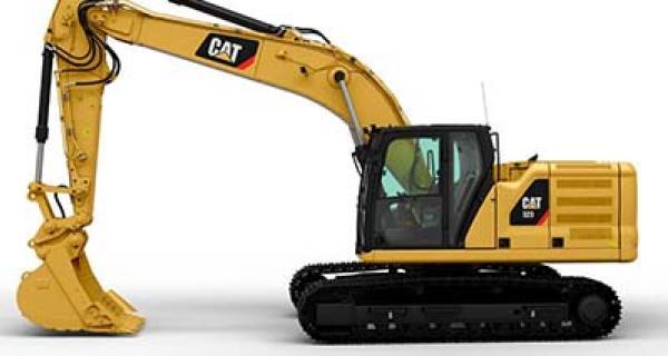 Caterpillar 323