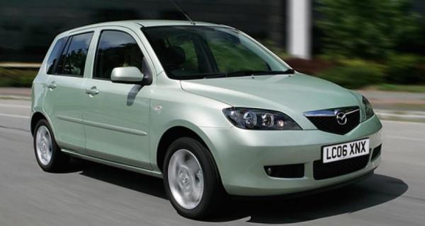 5-deurs MPV 2006-2008